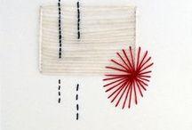 Artsy ::: Thread Love / Modern ways of thread ,needle and textil work  / by Artsy Estudio
