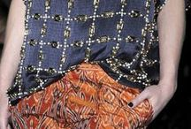 DRIES VAN NOTEN / Love Dries Van Noten's relaxed silhouettes and his ability to mix prints