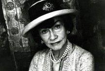 COCO CHANEL / With her trademark suits, little black dresses and rows of pearls, Coco Chanel completely revolutionised fashion. She was an icon of style, but her fascinating life story continues to captivate people's attention. http://whateverywomanneeds.com/2013/08/celebration-of-a-milestone-happy-birthday-coco-chanel-heres-cheers-to-100-years-of-chanel/
