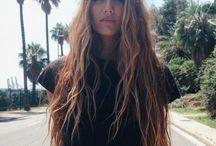 Tame that mane / Long and natural hair