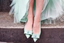 So MINT! / Mint is one of my favorite wedding colors. Mint is fresh, lively, sweet, and bright.