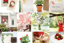 Wedding Themes / Wedding themes and color palettes for inspiration.