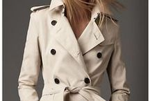 THE TRENCH COAT / The trench coat is an essential wardrobe piece:  a classic basic, a sartorial staple, a virtual urban uniform. Every woman needs a go-to, throw-it-on-and-you're-out-the-door kinda coat. http://whateverywomanneeds.com/2013/06/your-essential-wardrobe-guide-the-trench-coat/