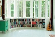 Love of books, reading and book reading nooks