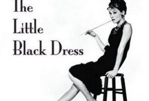 THE LITTLE BLACK DRESS / A classic wardrobe essential for every woman's wardrobe. Dressed up or down, a Little Black Dress will take you everywhere.