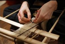 Learn How To Weave Rugs / Join rug weaving master Craftsman, Hayk Oltaci, for a four-week workshop this March in Long Island City at Hayko Fine Rugs and Tapestries.  Learn the art of rug weaving and discover the ancient art of rug making!