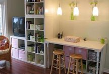 Craft Rooms/Office