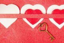 Heart Love Jewels / Raccolta di tutti i gioielli d'ispirazione romantica, cuori e simboli d'amore.