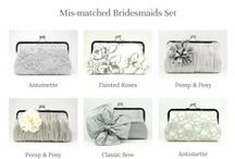 Bridesmaid Gifts / Your bridesmaids are such an important part of your wedding, you'll want to thank them with a gift for all of their support. Here are some great ideas for bridesmaid gifts.