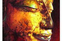 Buddha & Bodhisattva Images & Thangkas / by Noella Rosenthal