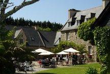 """Ambiances """"wedding garden"""" / Ambiance garden à la Ferme Quentel (Finistère) et aileurs"""