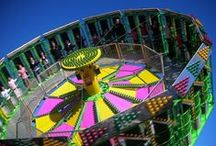 Amusement Park / Rides and Waterslides. / by Nicole Camden