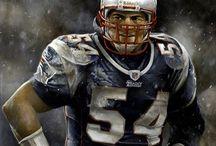 New England Patriots / by Seth Batterman