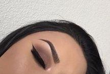 Make up and Nail design