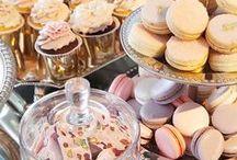 buffets et Candy bar