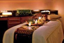 relax, massage, sauna
