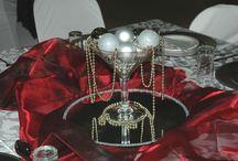 Own Creations Centerpieces / Wedding