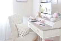 Case da sogno in stile romantico / Case dallo shabby chic, al country style con molto bianco e colori pastello