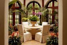 sun room, porch, balcoy