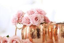 Tutto in oro rosa
