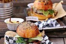 Burger Love / Burger Rezepte // Burger Recipes
