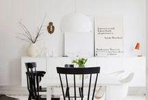 Esszimmer // Dining room