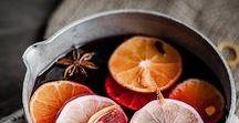 Hot Drinks for Fall & Winter // Warme Getränke für Herbst & Winter