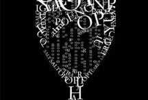 Typography / A board dedicated just to the beauty of fonts, letterforms, typefaces...