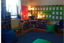 Lovely classroom areas