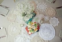 Wedding / Inspiration til bryllup- kjoler, bord dækning, pynt og festivitas;)