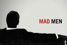 Mad Men Collection / Mad Men Inspired Fashion Accessories, Tie accessories, tie bars, cufflinks, vintage accessories