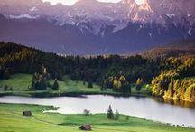 Landscape Paysage - Place to go !