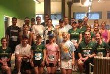 Sunflower Striders Marathon Teams