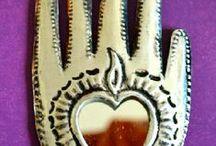 Hands & Eyes & Heart
