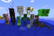 Everything Minecraft / A board of all things Minecraft.  / by Lara Jackson