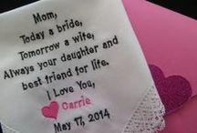 Wedding Handkerchiefs / Wedding Handkerchiefs