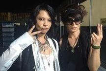 "Mezamashi LIVE 2014 / [Aug 1] VAMPS ""Odaiba Shintairiku Mezamashi LIVE 2014"" @Great Summer Stadium"