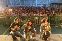 VAMPS 2014 radio broadcasting in Nagoya / <Aug 20>FM-AICHI「EX Station」,「MAXX BEAT」/ FM AICHI「MAXX BEAT」Presents: VAMPS Public Recording