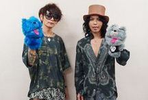 VAMPS 2014 public radio live in Osaka / <Aug 21>FM 802 「RADIO MASTERS」 at Abeno Q's mall