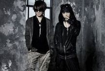 VAMPS 2014 ORICON STYLE / <Aug 20>Interview cut of VAMPS consisting of HYDE and K.A.Z