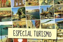 Costatelde Magazine / Revista mensual de carácter turístico.