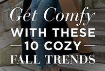 Fall Fashion Trends / Fall Fashion Trends