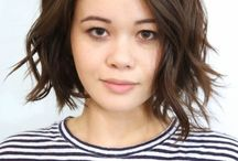 Hairstyles / Mostly pixie cuts/short hair styles