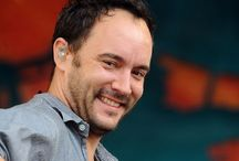 Dave Matthews / The lyrics, pictures of the band. My love for them has no bounds