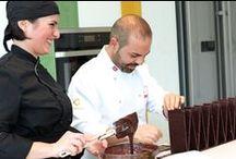 Lindt e il maitre chocolatier / con Mario Di Costanzo