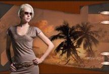 13. Summer Beach / http://kjkilditutorials.ek.la/13-summer-beach-a108698222