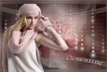 15. Clementine / http://kjkilditutorials.ek.la/15-clementine-a108736392