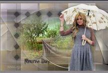 17. Rainy Day / http://kjkilditutorials.ek.la/17-rainy-day-a108775140