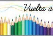 La escuela / vocabulario relacionado con el mundo de la escuela: material escolar, asignaturas, dias de la semana,...