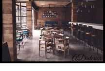 Monokrom coffee and bar by ADinterior / Legian - Bali, Indonesia